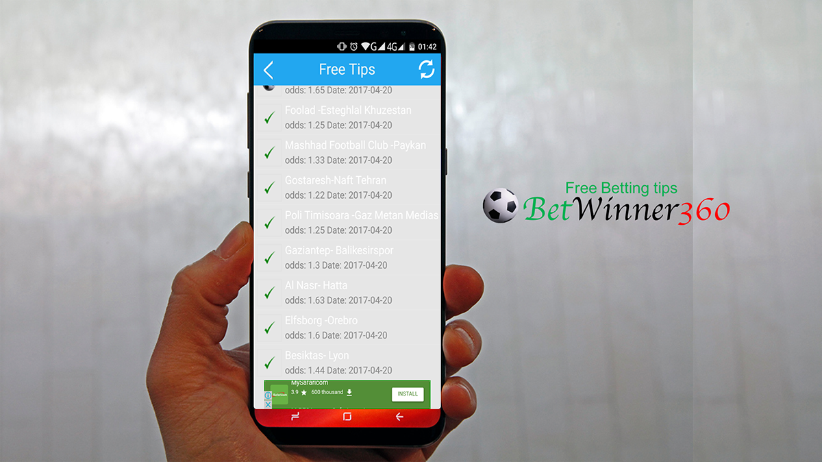 Free Football Betting tips and Football Predictions