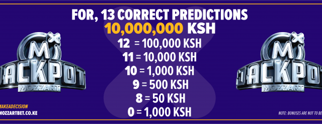 Mozzart bet jackpot predictions |Mozzart Jackpot bonuses